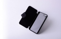 CUSTODIA IN PELLE PER IPHONE 4/4s CON PATTINA IN POLIESTERE PERSONALIZZABILE