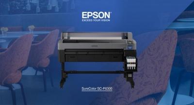 EPSON SC-F6300HDK STAMPANTE PLOTTER A SUBLIMAZIONE LUCE cm 111,76-TRATTATIVE RISERVATE