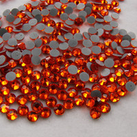 STRASS termotrasferibili Colore Arancio 3mm