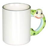 TAZZA MANICO SERPENTE
